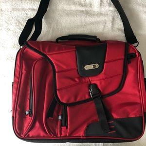 Fūl commotion messenger bag